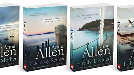 To date Anne has written six of The Guernsey Novels