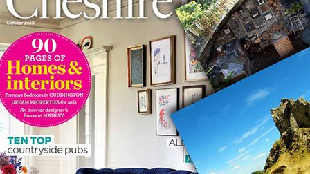 Cheshire Life - October 2018