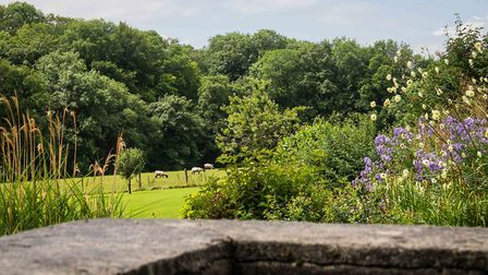 Lee Byre stands on the edge of the beautiful Dartmoor National Park