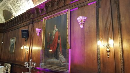The Music Room at Thornton Manor will once again host the sounds of voices and instruments