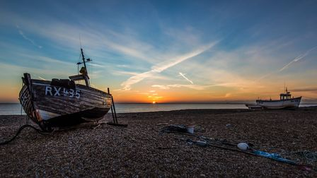 Dungeness has been recognised as one of 165 Important Plant Areas in the UK (photo: Stuart Adams)