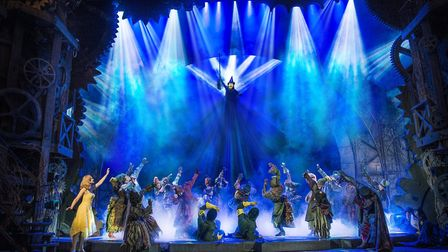Wicked is now the 14th longest running West End show of all time (Photo by Matt Crockett)