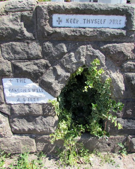 The Parson's Well