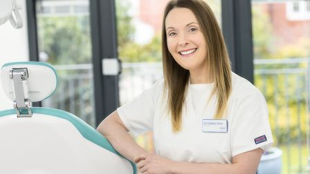Dr Carelyn Gore at Arnica Dental Care (c) Andy Hockridge