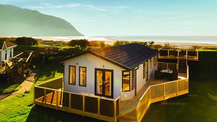 Luxury static caravans for sale in Conwy at Aberconwy Resort & Spa