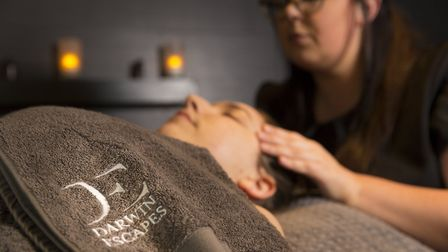 You can enjoy a wide range of treatments at Aberconwy Spa