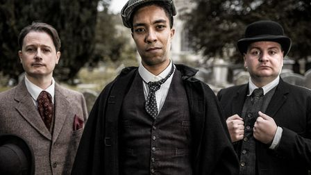 The Hound of Baskervilles at Cirencester's Barn Theatre