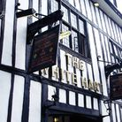 The White Hart on Holywell Hill in St Albans. The room where the prince and Lady Grosvenor were foun
