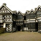 Little Moreton Hall by John Cocks