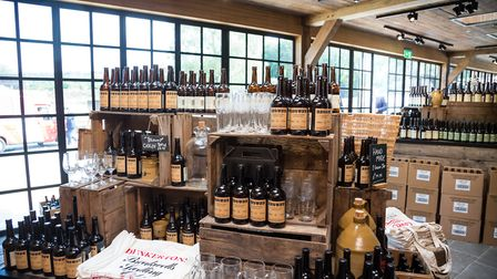 Dunkertons Organic Cider launch in Cheltenham, August 2018. Photo by Mark Brown