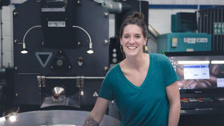 Rachael Jowitt, head roaster for Voyager Coffee: 'Ive loved coffee since the first cup I drank at a