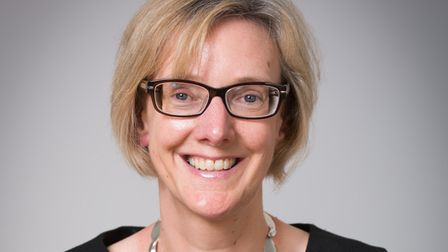 Beverley Morris - Partner and Head of Family Law, Lodders Solicitors (c) Dave Warren
