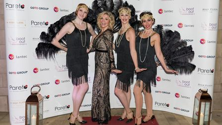 Debbie and The Gatsby Girls
