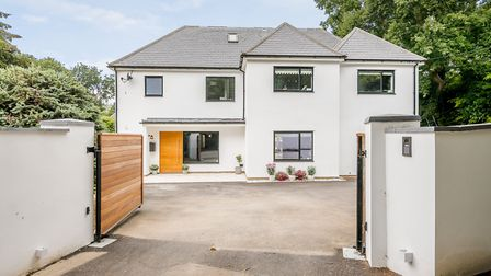 Willow Springs has been extended to now include eight bedrooms (photo: Savills)