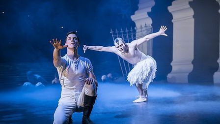 The Prince and the Swan, Matthew Bourne's Swan Lake