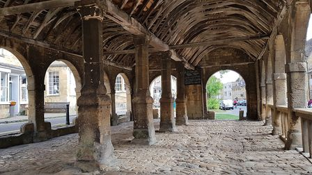The Market Hall (c) Jane Leigh