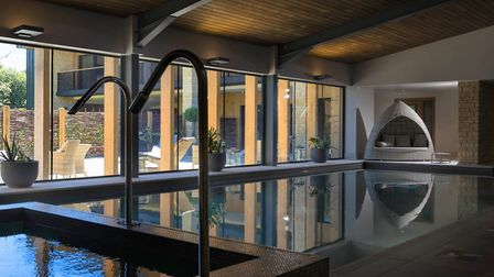 The Spa at Hatherley Manor (c) Will Pascall UK
