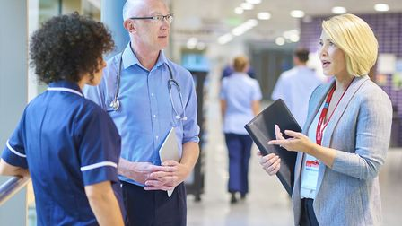 You will be supported and guided by specially trained clinicians, doctors and nurses