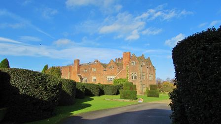 Peover Hall