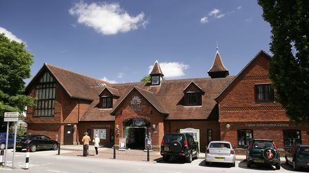 There's plenty to do at the New Forest Centre with museum, gallery, gift shop and cafe