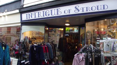 Intrigue of Stroud