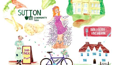 Sutton (Illustration by Lucy Atkinson)