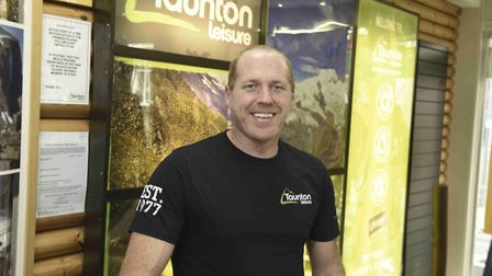 Nick from Taunton Leisure