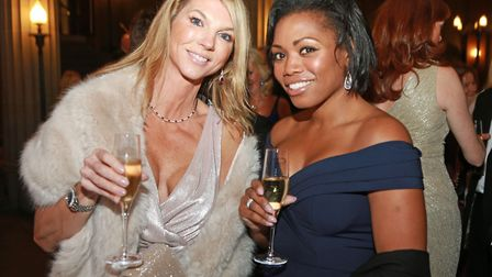 Louise Sanders and Syreeta Linsley