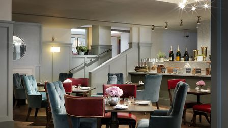 The Pantry at 108 - The Marylebone