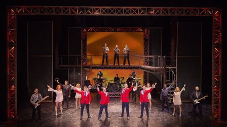 The Four Seasons, Jersey Boys 2019