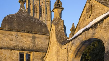 Church at Chipping Campden (c) William Gray Photography