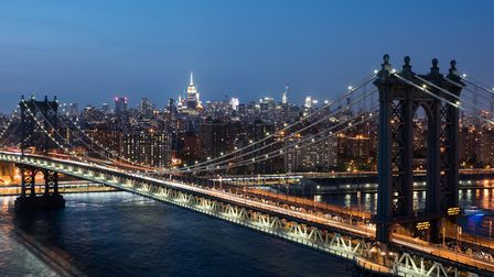 Recognised as a National Historic Landmark in 1964, the Brooklyn Bridge continues to be a major tour