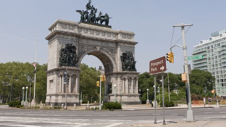 Prospect Park is a Prospect Park is a 526-acre oasis in New York's busiest borough (photo: Will Stea