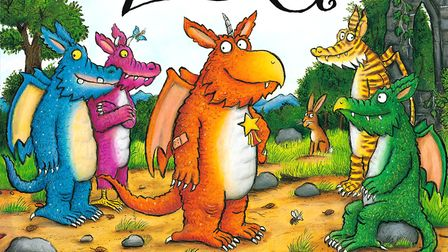 Illustration from Zog © Julia Donaldson and Axel Scheffler, 2010 (published by Alison Green Books, a