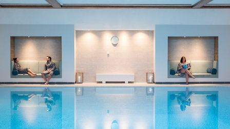 Cottons Spa at Cottons Hotel, Knutsford (c) Hannah Webster