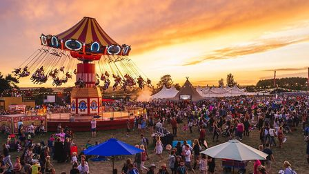 Will you be one of the thousands of festival-goers heading to The Big Feastival this year? (c) Justi