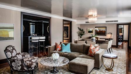 Presidential Suite at The Westbury