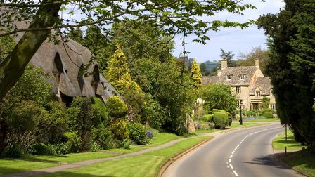 Thatched cottages in Chipping Campden (c) ChrisAt / Getty Images