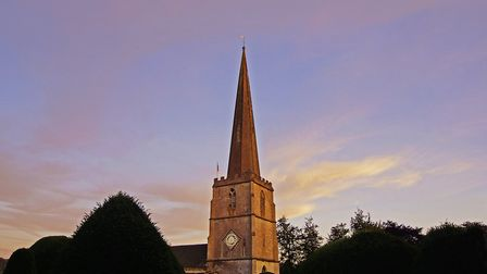 St Mary's Church, Painswick (c) Peter Llewellyn / Getty Images