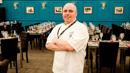 Top name chefs, including Tom Parry, Regional Executive Chef at Jockey Club Catering, will be at the