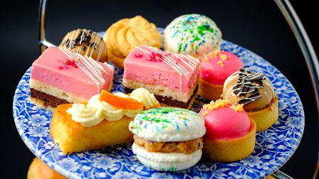 Some 45,000 afternoon teas will be served throughout the festival (c) Simon Hayward