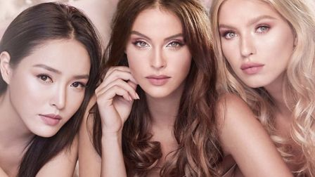 Charlotte Tilbury: making faces