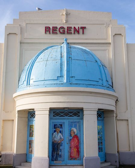 The Deal Society wants The Regent reopened as a cinema (photo: Manu Palomeque)