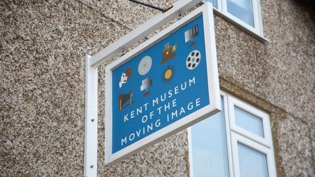 Kent Museum of the Moving Image, Deal (photo: Manu Palomeque)