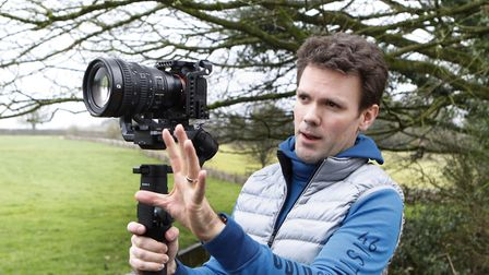 Tom Wakefield runs production company Cotswold TV