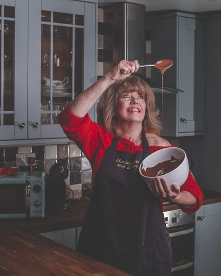 Award-winning chocolatier Leonie Rees: 'I've had a few set backs but I've just hung on in there and