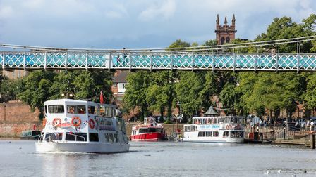 ChesterBoat, Chester