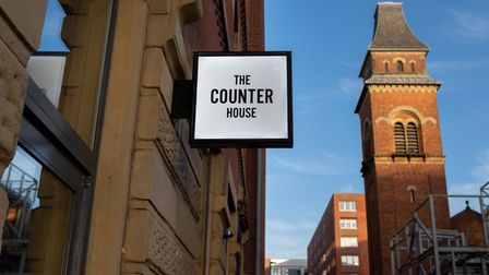 The Counter House in Ancoats