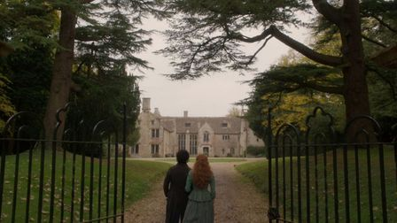 The BBC's remake of Poldark used Chavenage House for both the interior and exterior scenes featuring