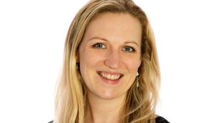 Laura Herbert, director of Whitley Stimpson's Bicester office